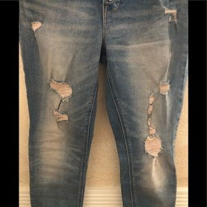 Old Navy Jeans - Old Navy Rockstar Super Skinny Jeans